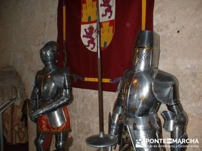 Castillo de Peñafiel - Viaje enológica a Ribera del Duero; clubes de montaña madrid